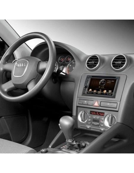 Переходная рамка 2Din Audi A3