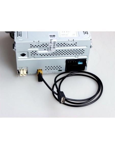 USB провод для VW RCD510