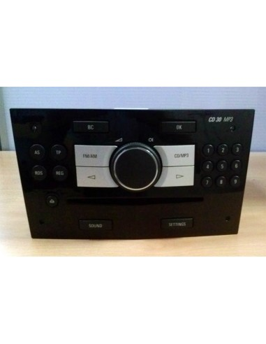 Opel CD 30 MP3 black