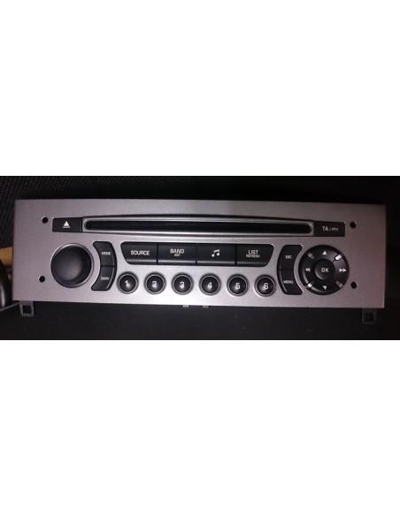 Штатная магнитола Peugeot RD4N1M-03
