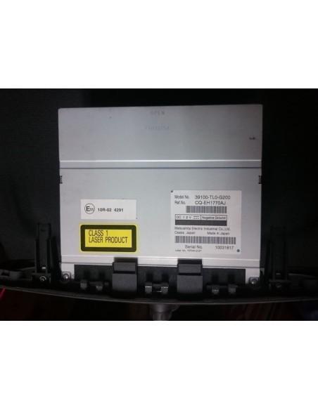 Штатная магнитола Honda 39100-TL0-G200