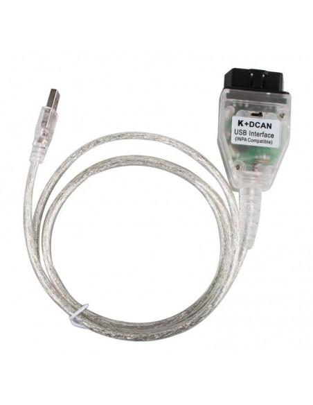 Диагностический сканер BMW INPA K+DCAN