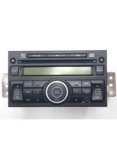 Штатная магнитола Nissan PN-3090L