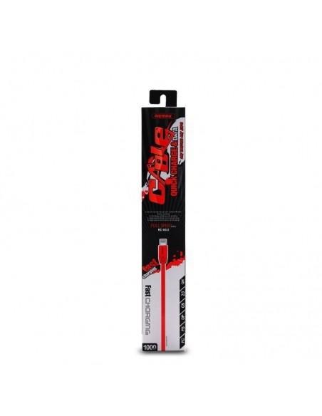 Кабель Remax RC-001m micro USB, 2 м, 2,1A белый