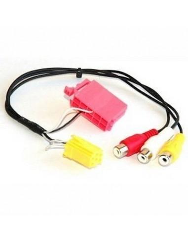 Blaupunk A/V output кабель