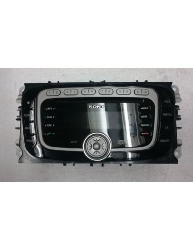 Штатная магнитола SONY для Ford 2007+