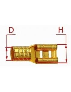 Клемма акустическая INCAR AM6.3-D3.6 2