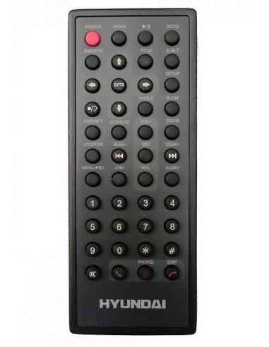 Пульт для автомагнитолы Hyundai H-CMD7079