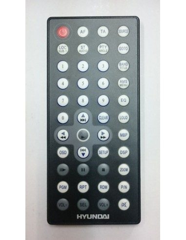 Пульт для автомагнитолы Hyundai H-CMD7084