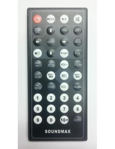 Пульт для автомагнитолы Soundmax SM-CMD2020