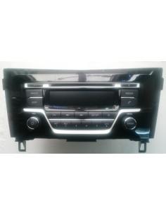 Штатная магнитола Nissan 28185-4CA1A