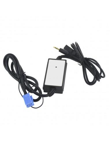 USB AUX адаптер на штатную магнитолу AUDI 8pin