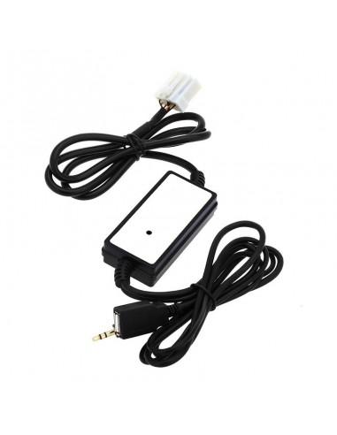 USB AUX адаптер для штатной магнитолы Mazda