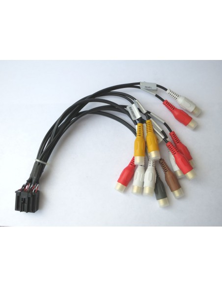 Линейный выход RCA Prology MDN-2640T