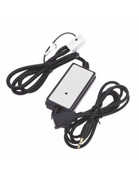 USB AUX адаптер на штатную магнитолу Audi 12pin