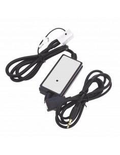 USB AUX адаптер на штатную магнитолу Skoda 12pin