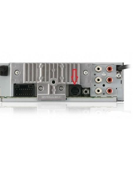 AUX провод для магнитолы JVC