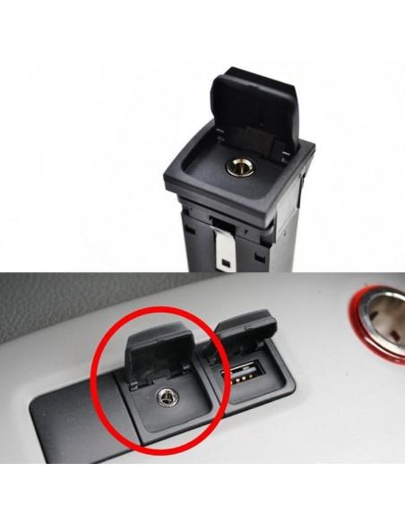 AUX провод в заглушку для Volkswagen Skoda