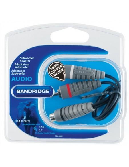 Y- коннектор Bandridge BAL4600