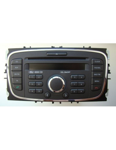 Ford 6000CD 2007+