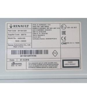 Магнитола Renault Duster HARN1005