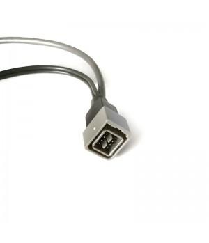 USB AUX переходник Nissan, Lada