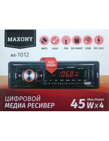 Автомагнитола Maxony MX-1012