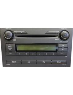 Штатная магнитола Toyota 86120-12B00
