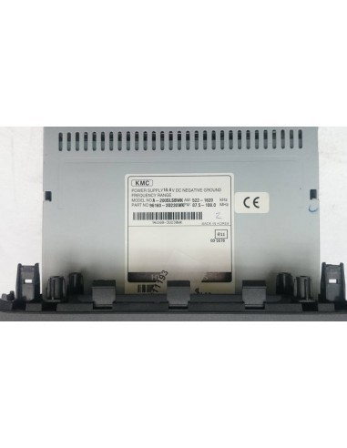 Штатная магнитола KIA Sportage 96160-3U230WK