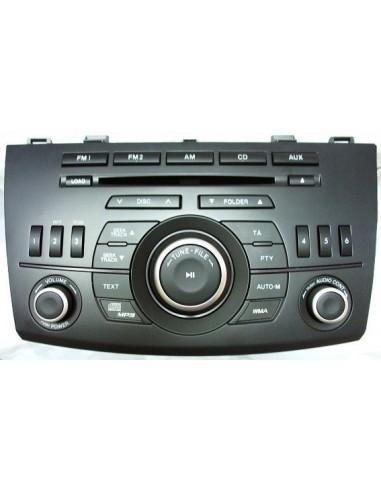 Штатная магнитола Mazda 14792726