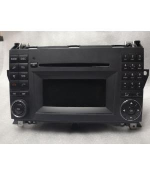 Штатная магнитола Mercedes MF2830
