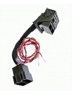 Разъем ISO-Quadlock PQ для магнитолы Volkswagen, Skoda