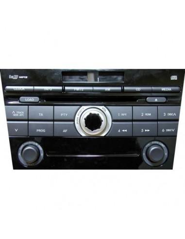 Штатная магнитола Mazda 14795637