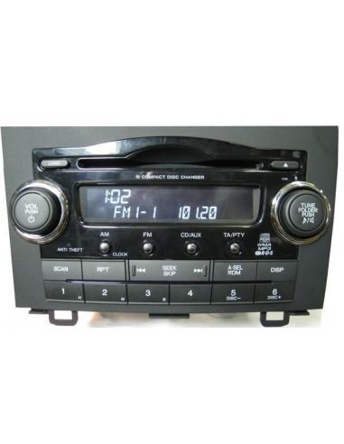 Штатная магнитола Honda 39100-SWA-G203