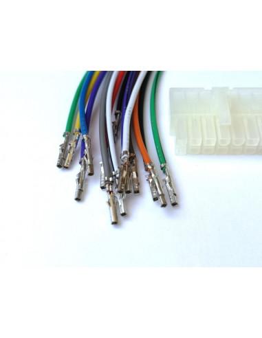 Разъем для автомагнитолы 14 pin