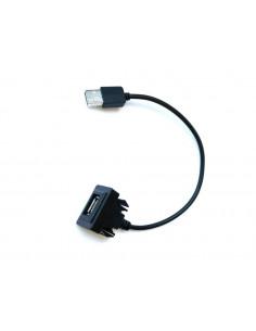 Переходник USB в заглушку Toyota