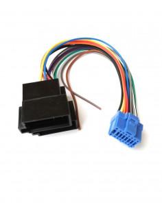 Разъем ISO для магнитолы Pioneer AVH-5400DVD avh-p5700dvd
