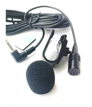 Микрофон для автомагнитолы разъем 3.5mm