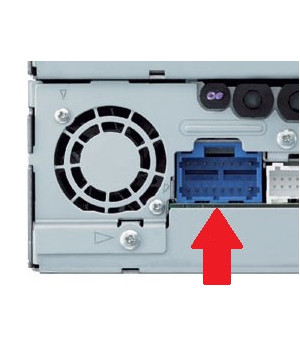 ISO разъем для магнитолы Pioneer avh-p5700dvd