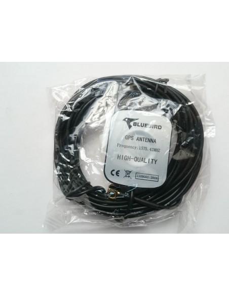 GPS антенна для автомагнитолы с разъемом SMA