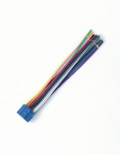 Разъем для магнитолы Pioneer AVH-5400DVD