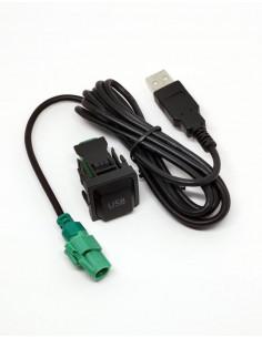 USB разъем в заглушку Volkswagen