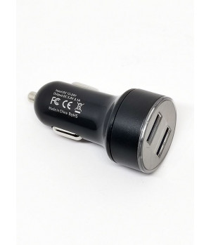 Автомобильное зарядное устройство вольтметр
