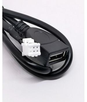 Разъем USB 6pin для магнитолы Android