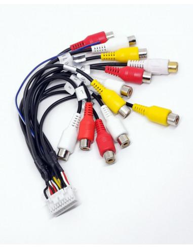 Провода rca для автомагнитолы Pioneer AVH-3100DVD