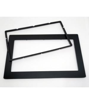 Универсальная рамка для магнитолы 2 Din (173x98mm)