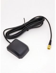 Антенна GPS Глонасс для автомагнитолы разъем SMA