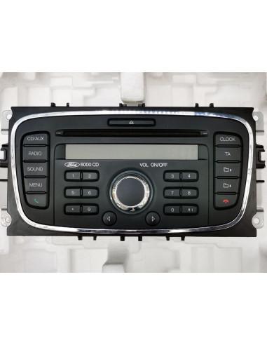 Штатная магнитола Ford 2009+
