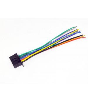 Разъем для магнитолы JVC KD-X