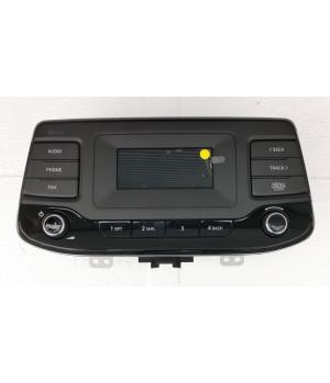 Штатная магнитола Hyundai ACB10G4RP